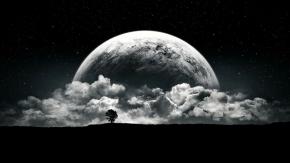 Apunta a la luna y si no aciertas llegaras a lasestrellas