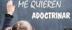 adoctrinamiento ideológico a menores en la escuela
